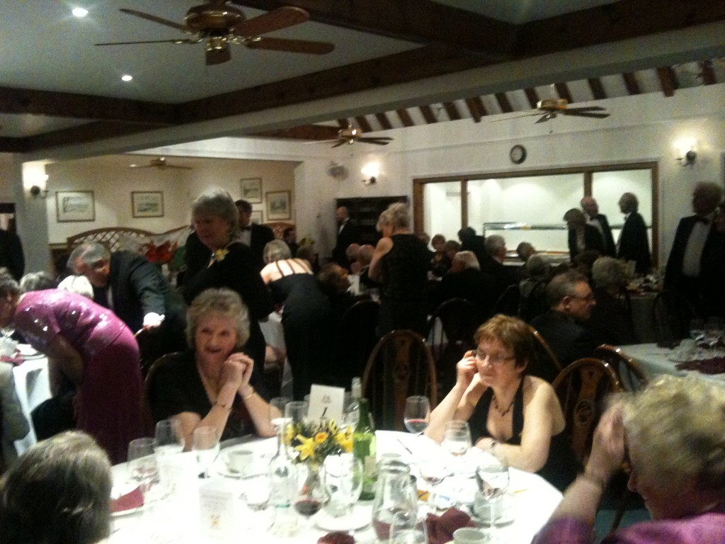 St David's Day Dinner at GX Golf Club