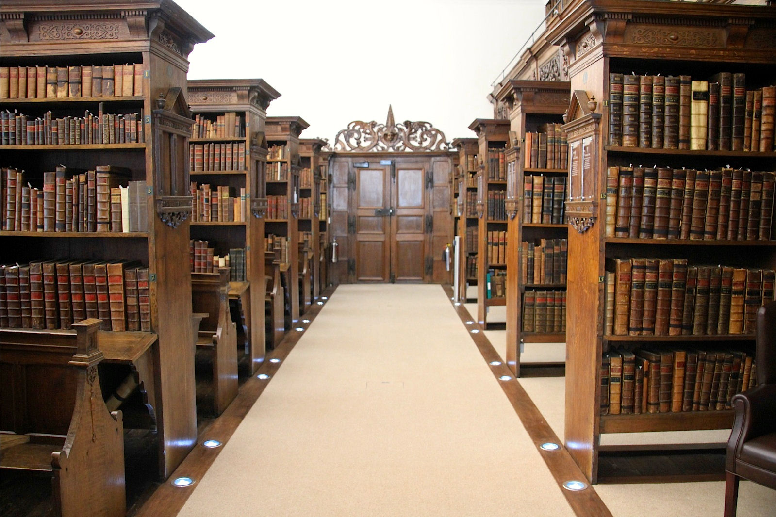 Jesus College - Fellows' Library