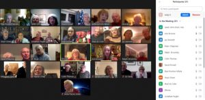 Group Screen shot