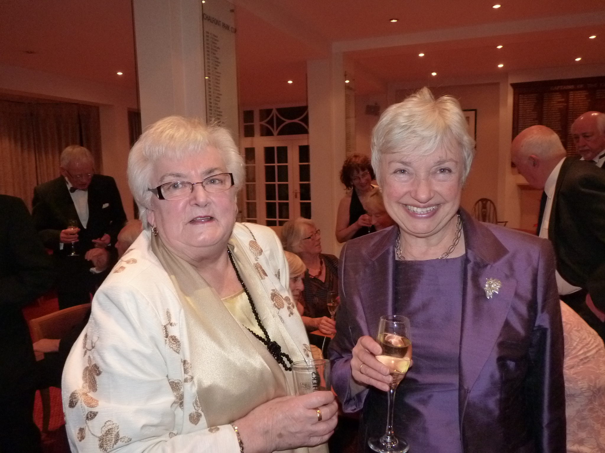 Margaret Payne and Jayne Pegler