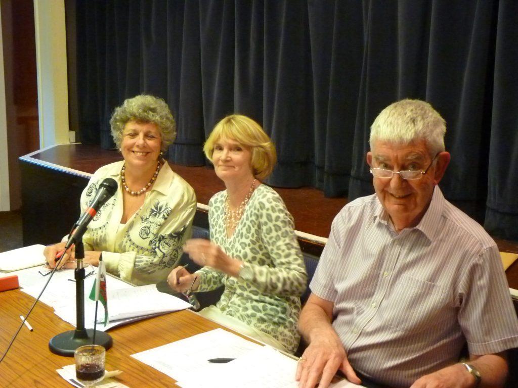 Jean, Kay & Graham