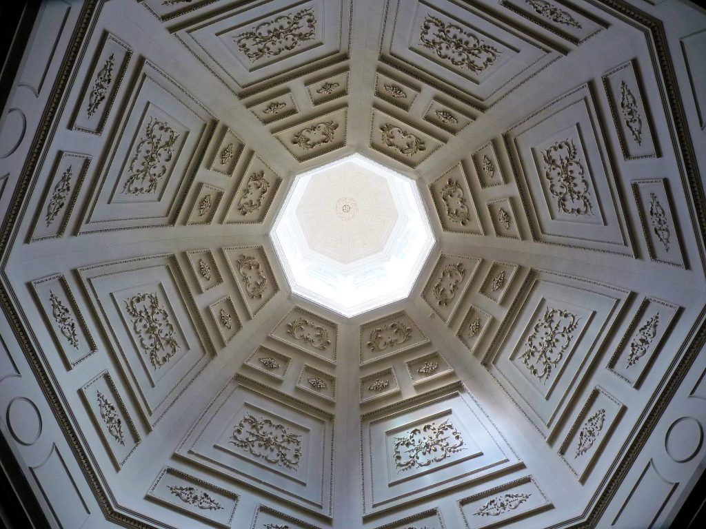 The Octagonal Ceiling
