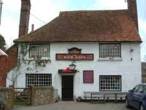 The Red Lion pub - Little Missenden