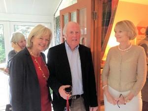 Chairman Kay thanks hosts Bill & Dilys